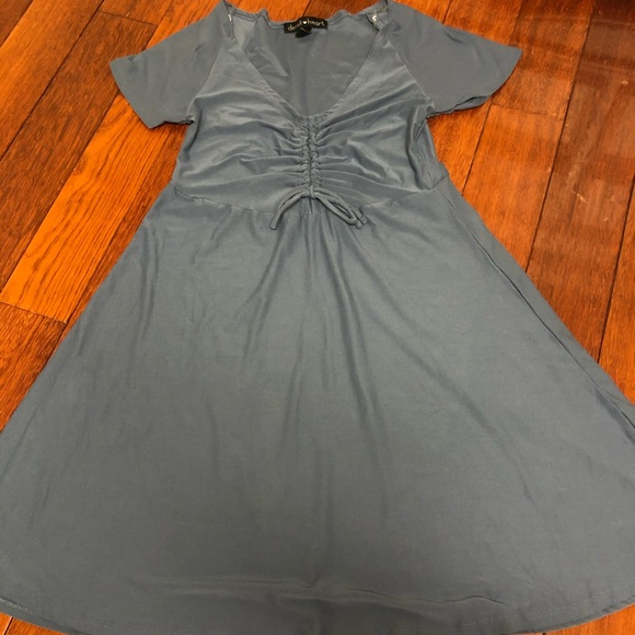 Cute Fit and Flare Dress